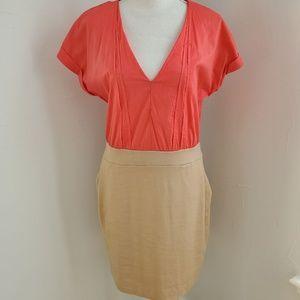 MANGO Suit Dress Dress Sz L